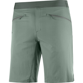 Salomon Wayfarer Shorts Herrer, balsam green